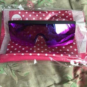 Rare VS Pink shield sunnies